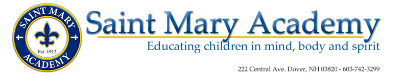 Saint Mary Academy Logo
